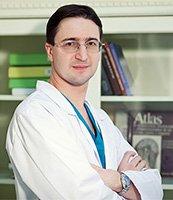 Нейрохирург Сергей Сарычев